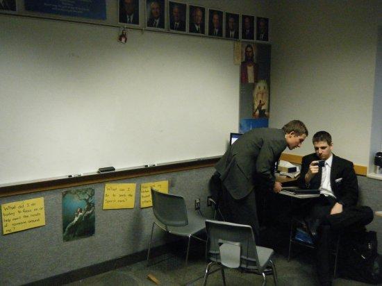 MTC Classroom