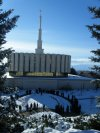 Missionaries at thr Provo Temple