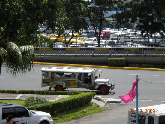 Public Transport - Jeepney Ride