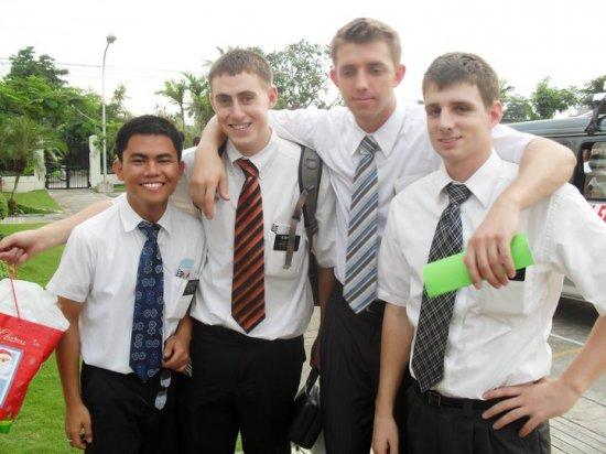 Elders Apin, Hale, Dahlin and Ward