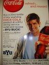 Caffine free Coke ads
