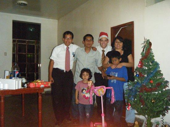 My Peruvian Family