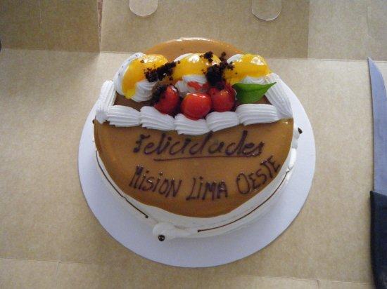 Companions Birthday Cake