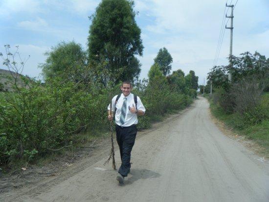 Like Christ, We Walk Everywhere We Go