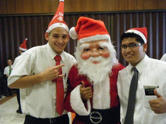 Christmas in Peru 2011